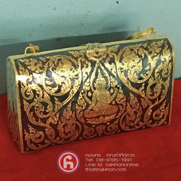 กระเป๋าถมทอง by ถมนคร : คุณค่าที่คู่ควร