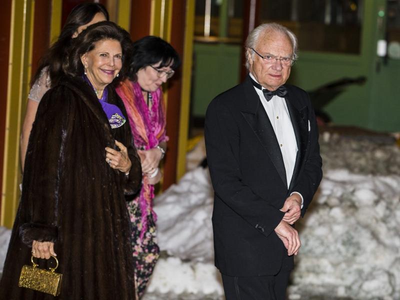 พระราชินีสวีเดน